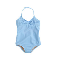 crewcuts Girls One Piece Swimsuit with Bow