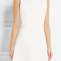 Victoria Beckham - Crepe mini dress