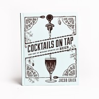 Cocktails on Tap Book - Living