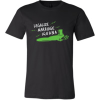 Iguanas Shirt - Marriage Iguana - Animal Lover Gift