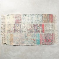 Tapestry Bathmat by Anthropologie in Multi Size: One Size Wall Decor