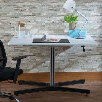 Astonishing Writing Desk With Lift Top, White By ACME