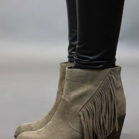 Madden Girl | Descent Fringe Bootie