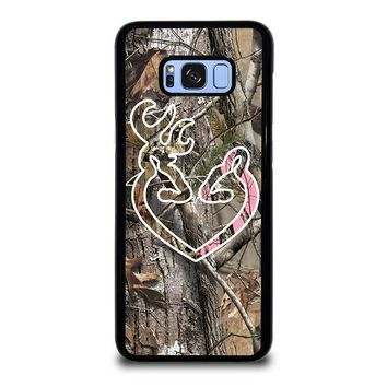 CAMO BROWNING LOVE-PHONE 5 Samsung Galaxy S8 Plus Case Cover