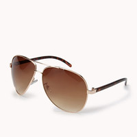 F3885 Aviator Sunglasses