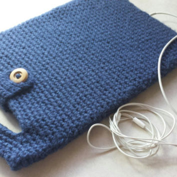Crochet Ipad Case with Handle Make it your style