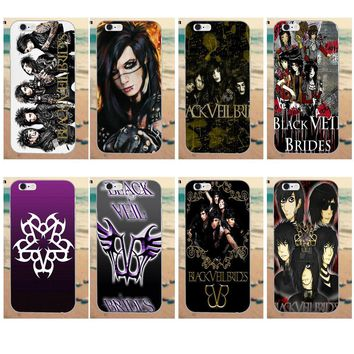 Maerknon Soft TPU Mobile Pouch For Xiaomi Redmi 4 3 3S Pro Mi3 Mi4 Mi4i Mi4C Mi5 Mi5S Mi Max Note 2 3 4 Black Veil Brides