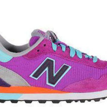 DCCK1IN new balance womens classic sneakers 515 violet blue light wl515boo