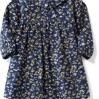 Twill Babydoll Shirt Dress for Baby | Old Navy