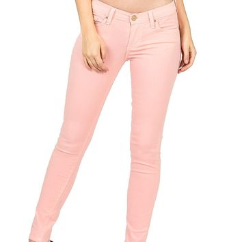 Color Code Ankle Skinnys
