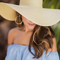 Kendra Floppy Hat