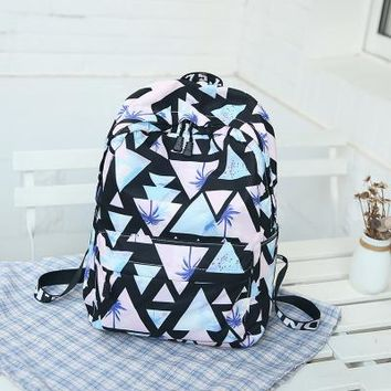 University College Backpack New Arrive 4 Color Animal Cat Prints Women s  Students School Bags Teenage Daily Laptop Rucksack For TravelAT_63_4