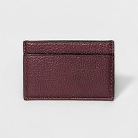 Women's Credit Card Wallet - A New Day™