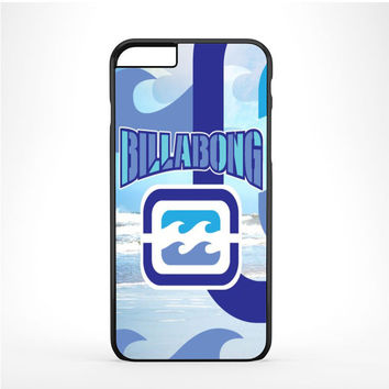 billabong blue sea logo Iphone 6 Plus | 6s Plus Case
