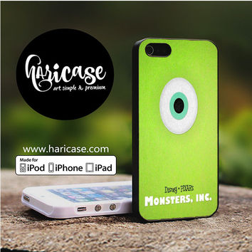 Disney Pixars Monster Inc iPhone 5 | 5S | SE Cases haricase.com