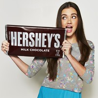 IT'SUGAR | Giant Hershey Chocolate Bar, Oversized Giant Candy Bars | Chocolate Candy