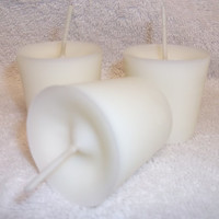Jack Frost, scented soy, votive candle, stocking stuffer, peppermint candle, christmas soy candle, homemade soy candle, hand poured soy