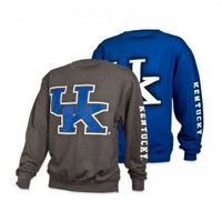Fan Outfitters Kentucky - University of Kentucky Apparel, Nike Products, and Kentucky Tshirts! Buy the UK Big UK KY Crew L/S for $54.00 at Fan Outfitters!