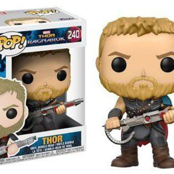 Pop! Marvel: Thor Ragnarok - Thor Gladiator Suit