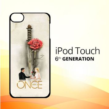 Once Upon A Time Rose X3423 iPod Touch 6 Case