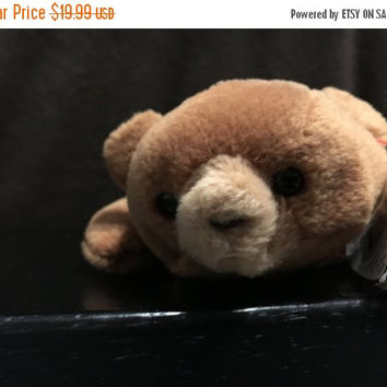 "5 DAY SALE (Ends Soon) 1993 Rare Original ""Cubbie"" Beanie Baby"
