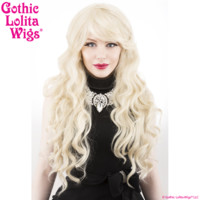 Gothic Lolita Wigs® Classic Wavy Lolita™ Collection - Light Blonde Mix