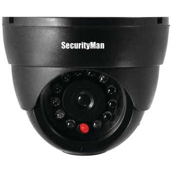 Securityman Simulated Indoor Dome Camera With Led MCY320S