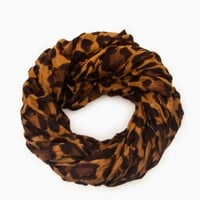 JUNGLE SPOTS SCARF
