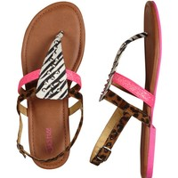 Studded T-Strap Sandals | Sandals & Wedges | Shoes | Shop Justice