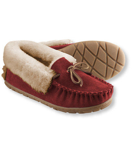 Women 39 S Wicked Good Moccasins Slippers From L L Bean Inc