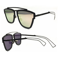 Perfect Dior Women Fashion Popular Summer Sun Shades Eyeglasses Glasses Sunglasses