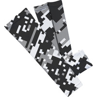 Grey Digi Zoomed Arm Sleeve