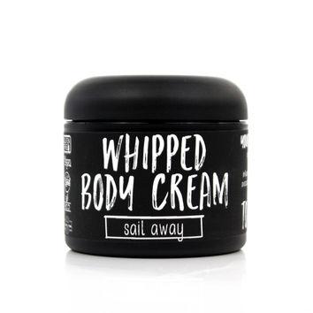 SAIL AWAY -  Whipped Body Cream