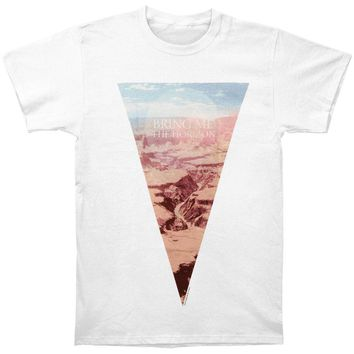 Bring Me The Horizon Men's  Canyon T-shirt White