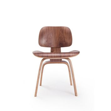 DCW Molded Plywood Dining Chair - Reproduction