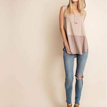 Kimmi Sleeveless Top
