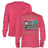 Happy Camper - Adult - Long Sleeve