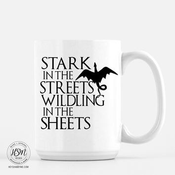 Stark in the Streets and Wildling in the Sheets