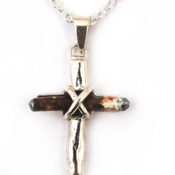 Salvation Raw Necklace by Legacy Collection