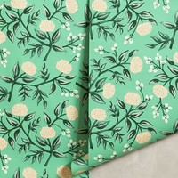 Rifle Paper Co. for Hygge & West Floral Patina Wallpaper
