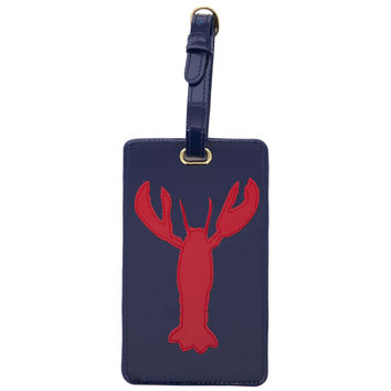 Lobster Luggage Tag
