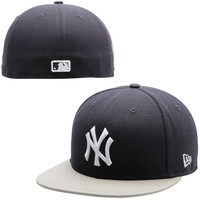 New York Yankees New Era Side Filler 59FIFTY Fitted Hat – Navy Blue