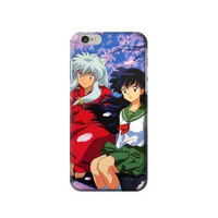 P1903 Inuyasha Kagome Case For IPHONE 6 Plus
