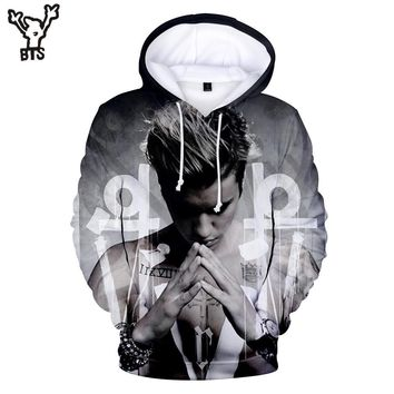 KPOP BTS Bangtan Boys Army  2018 Singer Justin Bieber Portrait 3D Popular Cool Anime Print Autumn Hoodies Men Fashion Women Sexy Spring 4XL Q0248-Q0437 AT_89_10
