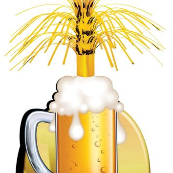 Beer Mug Centerpiece Adult Plus awesome adult costume for Halloween