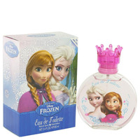Disney Frozen by Disney Eau De Toilette Spray 3.4 oz