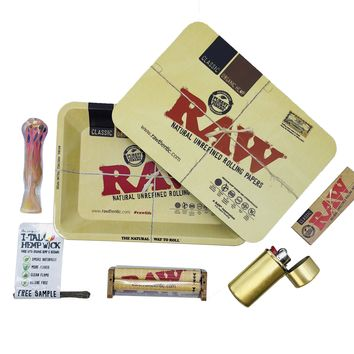 Raw Ready Package