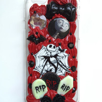 Decoden Nightmare Before Christmas Whip Phone Case for iPhone 6