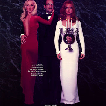 Death Becomes Her 11x17 Movie Poster (1992)