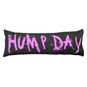 "Hump Day Body Pillow ( 20"" x 54"")"
